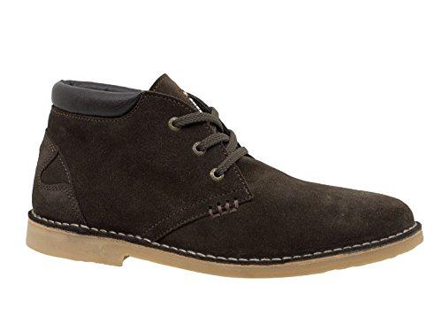 T shoes Ts089 Departure De Calle Suede Coffe Zapatos 6fR4Uqwx6