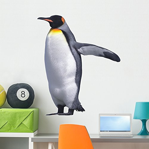 - Wallmonkeys Emperor Penguin Wall Decal Peel and Stick Graphic WM116118 (36 in H x 27 in W)