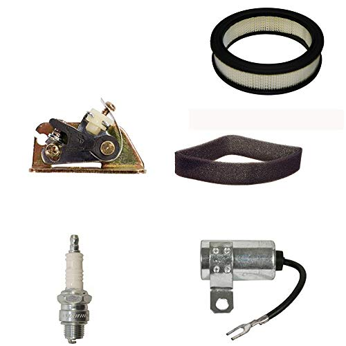 (1) Engine Tune Up Kit for Kohler Engine KT17, KT19 & M18 Thru 20 (17 Thru 20 HP)