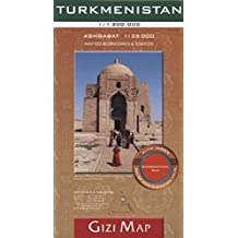 Turkmenistan Geographical 2015