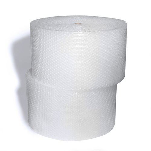175 ft 3/16 SMALL BUBBLE CUSHIONING WRAP 24 wide, perforated every 12, 175' total sq ft perforated every 12 175' total sq ft ValueMailers VM316