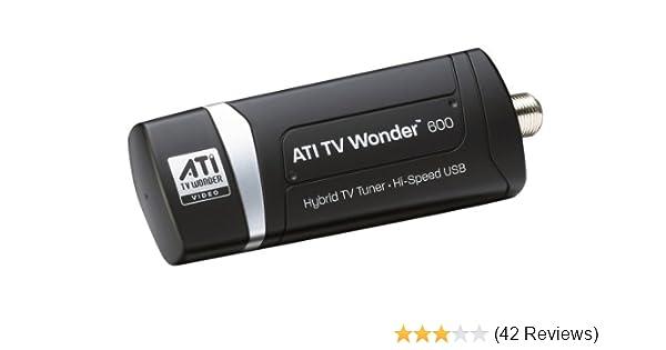 Ati tv wonder hd 600 usb pc tv tuner: amazon. In: electronics.
