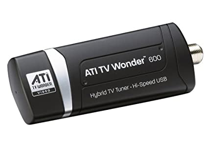 ATI CATALYST TV WONDER 600 USB WINDOWS 7 DRIVERS DOWNLOAD (2019)