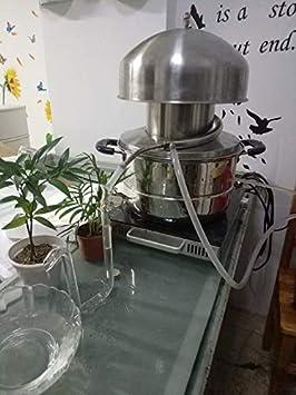 Amazon.com: Destilador de acero inoxidable para agua, vino ...