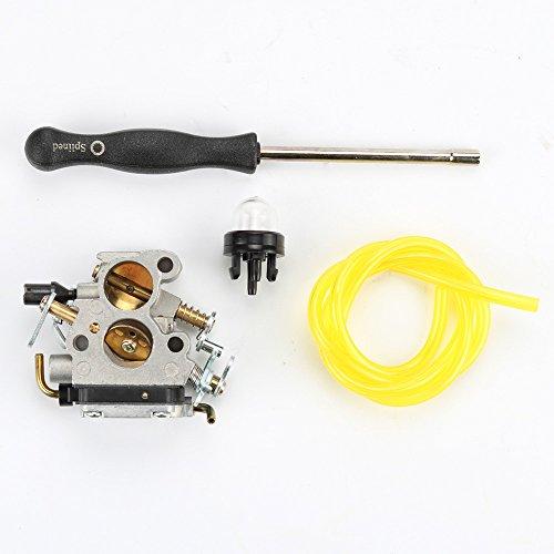 Mckin Carburetor with Adjusting Tool for Husqvarna 235 235E 236 236E 240 240E Chainsaw replace # 574719402 545072601