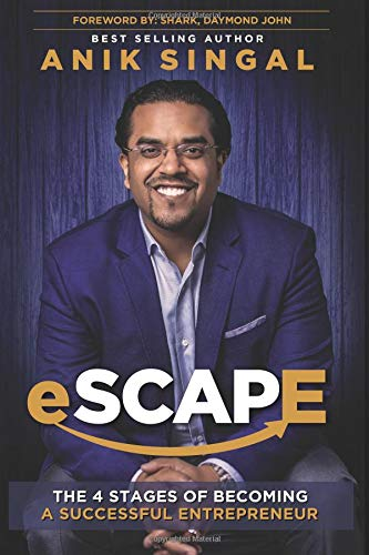 eSCAPE: The 4 Stages of Becoming A Successful Entrepreneur (Best Jobs For Dads)