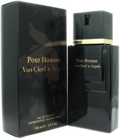 Van Cleef by Van Cleef & Arpels for Men - 3.3 oz EDT Spray