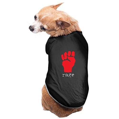 Morello Costume (Rage Against The Machine Rap Metal Band Cute Dog Sweater)