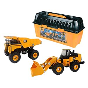Toystate 80950 Caterpillar Machine Maker