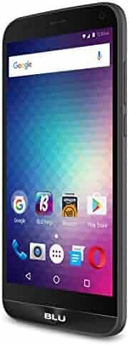 BLU Dash XL X8 -International GSM- 5.5