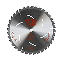 Big Foot BFCB 10-1/4-Inch 36 Tooth ATB Saw Blade with 5/8-Inch and Diamond Knockout Arbor