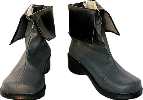 Mingchuan Cosplay Boots Shoes for Hetalia
