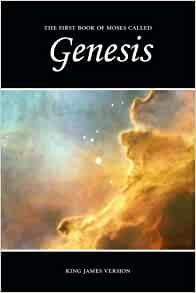 genesis kjv the holy bible king james version volume