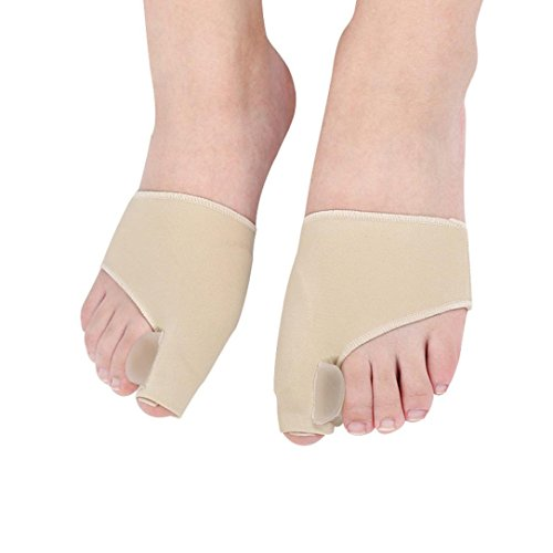 Alonea union Corrector And Bunion Relief Sleeve - Treat Pain In Hallux Valgus, Big Toe Joint, Hammer Toe, Toe Separators Spacers Straighteners Splint Aid Surgery Treatment (Small❤️) by Alonea (Image #1)