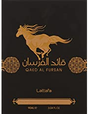 Qaed Al Fursan for Unisex by Lattafa , Eau de Parfum , 90ml