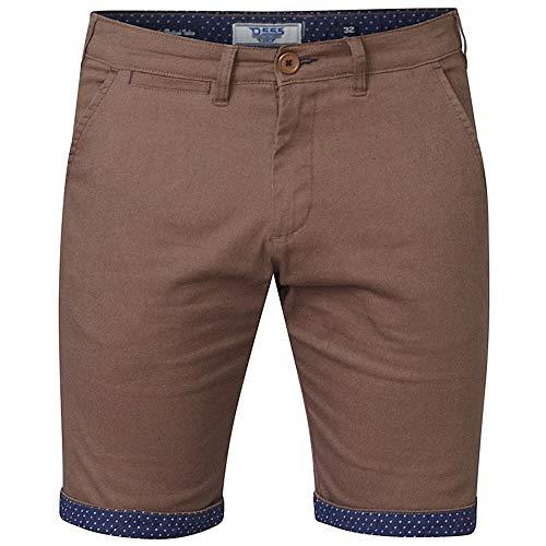 D555 Uomo Duke Pantaloncini London Tan Chino P5zq5
