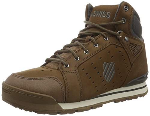 Brown K Sneakers Swiss Norfolk Espresso Braun Herren Bone WYqCrOwYt