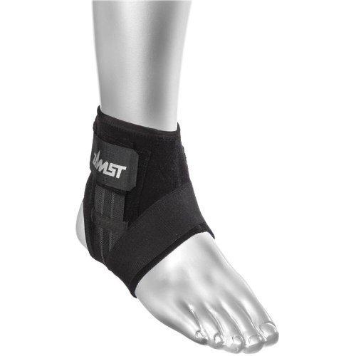 Zamst A1-S Right Ankle Brace, Black, Small by Zamst