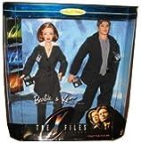 Barbie y Ken 1998 The X-Files Giftset