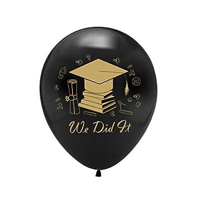 Cieovo 30pcs Graduation 12