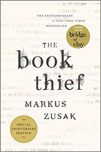 [1101934182] [9781101934180] The Book Thief (Anniversary Edition)-Hardcover