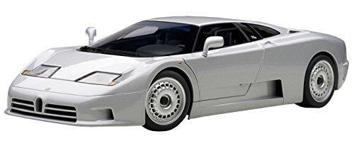 1/18 ブガッティ EB110 GT (シルバー) 「シグネチャーシリーズ」 70979