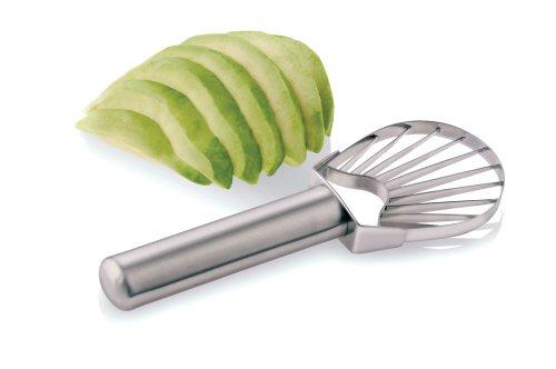 Paderno World Cuisine Avocado Peeler/Cutter, Stainless Steel