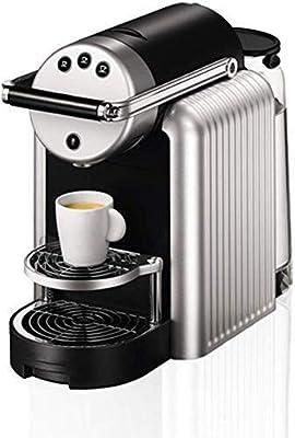 Cafetera La suposición de la cápsula de la máquina Fabricantes cápsula for la Oficina Comercial Profesional Completamente automáticas de café: Amazon.es: Hogar