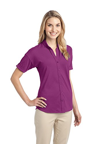 Port Authority - Camisas - para mujer Pink Bloom