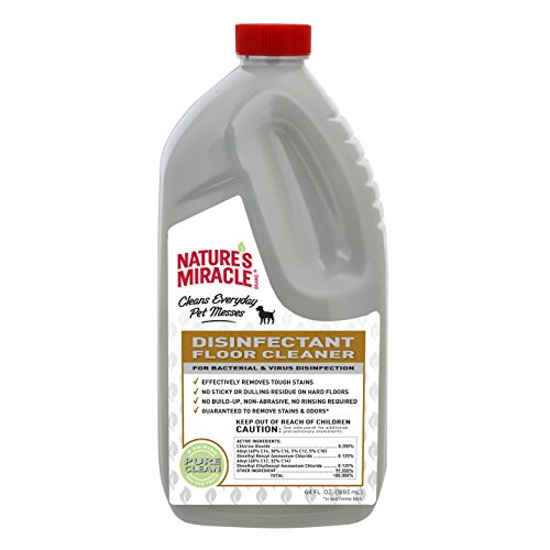 Natures Miracle NM 5475 Disinfectant Cleaner