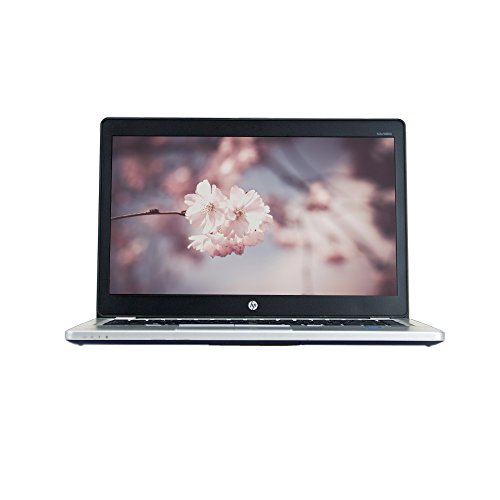"HP Folio 9480M 14"" HD Laptop, Core i7-4600U 2.1GHz, 16GB RAM, 1TB Solid State Drive, Windows 10 Pro 64Bit (Certified Refurbished)"