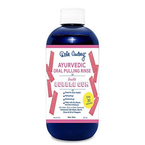 DALE AUDREY Ayurvedic Rinse Bubblegum, 8 FZ ()