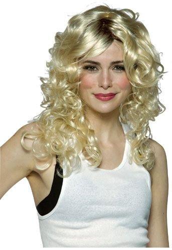 Rasta Imposta Anita Touch-up Wig, Blonde, One Size -