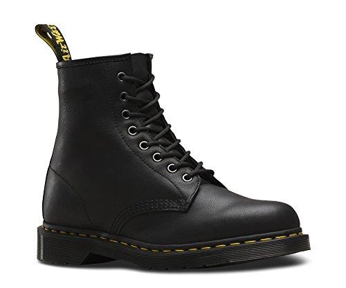 Dr. Martens Men's 1460 Carpathian Combat Boot, black, 6 UK/7 M US