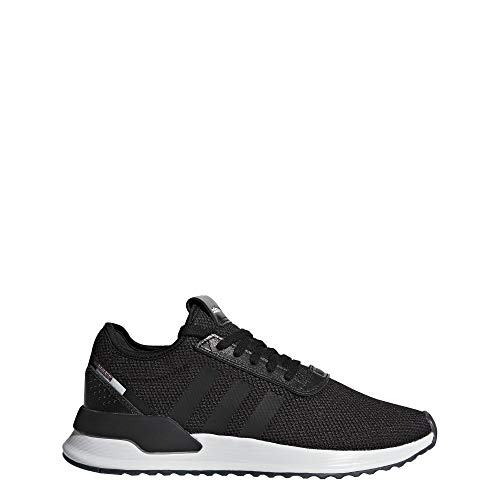 adidas Originals Women's U_Path X Sneaker, Black/Purple beauty/White, 10 M US