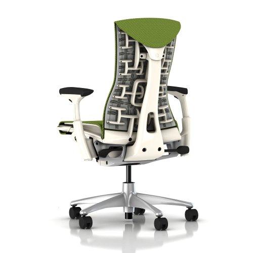 amazon com herman miller embody chair fully adj arms white frame