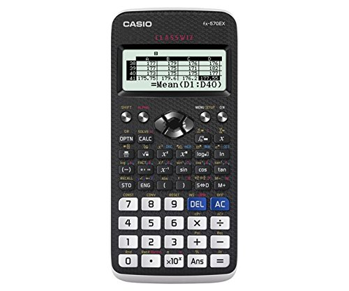 Casio FX-570EX Scientific Calculator FX570EX /GENUINE by Casio
