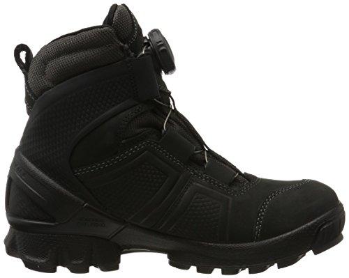 ECCO 51052 Rise de femmes Biom High pour noir noir Chaussures noir noir randonnée 6f4wAnqfT