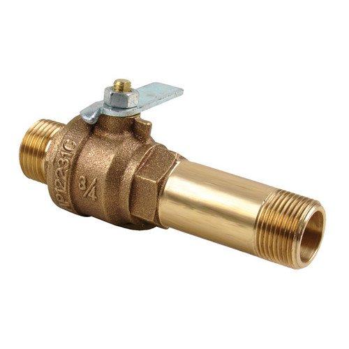 Full Flow Rheem AP12231C-1 Water Heater Brass Drain Valve