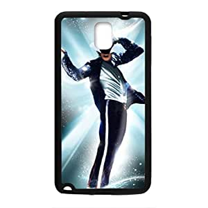 MichaelJackson-MJ Black Phone Case for Samsung note3