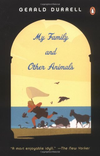 My Family and Other Animals (1956) (Book) written by Gerald Durrell