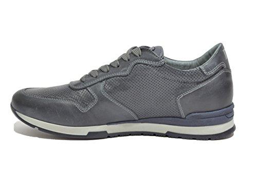 Nero Giardini - Zapatillas para hombre azul turquesa