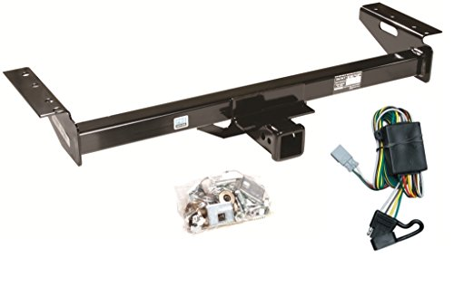 TRAILER HITCH + WIRE CHEVROLET COLORADO ALL MODELS (FITS: 08 09 10 11 12 2008 2009 2010 2011 2012 )