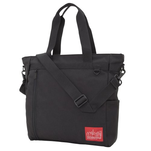manhattan-portage-greenwich-tote-black