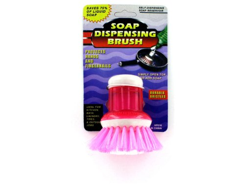 96 Packs of 3.5'' self-dispensing brush