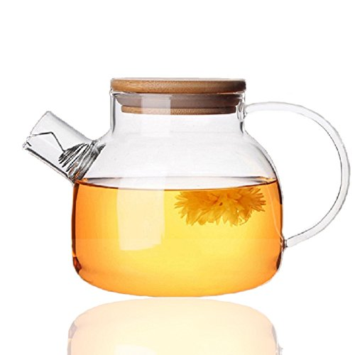 Tealife Good Glass Teapot Borosilicate Glass Tea Pots Stovet