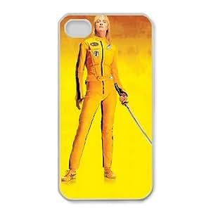 iphone4 4s Phone Cases White Kill Bill DTG170237