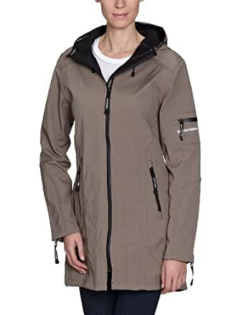 Amazon.com: ILSE JACOBSEN Women's Tapered Soft Shell ...