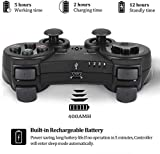AUGEX PS3 Controller,Wireless Gaming