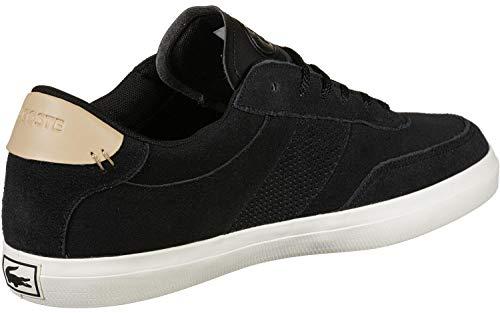 418 master Court Noir Lacoste Chaussures 1 pEanq